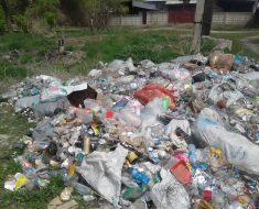 Две мусорки в с.Отенай