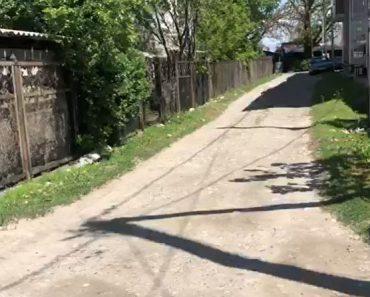 Неужели нельзя заасфальтировать небольшой промежуток улицы?